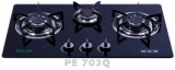 Bếp gas âm kính Pelia PE 703XO