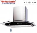 Hút mùi ống khói Marbella MA-304-ICT-90
