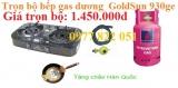 Trọn bộ Bếp gas dương Goldsun 860ge