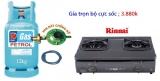 bộ bếp gas Rinnai RJ-8600FE
